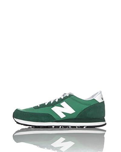 New Balance Sneaker Custom Classic ML501 [Verde]