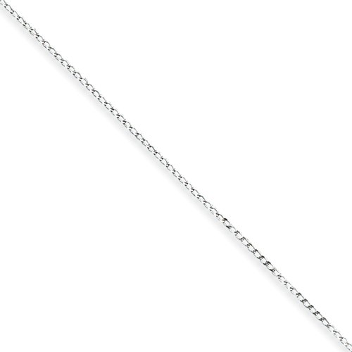 Sterling Silver 1.00mm Fancy Chain