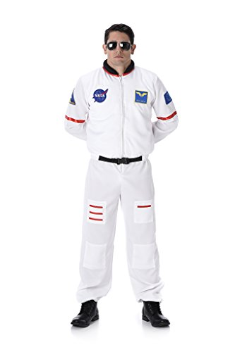 [Male Astronaut - Halloween Costume (M)] (Viking Outfits For Adults)