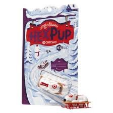 Target Bullseye Hex Pup Gift Card - No Value - 1