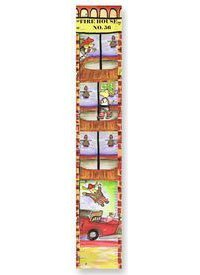 The Kids Room by Stupell Firehouse No. 56 Growth Chart