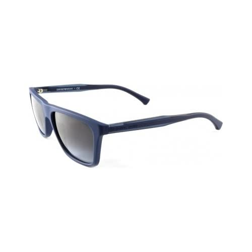 Emporio Armani 4001 50658G Blue 4001 Wayfarer Sunglasses Lens Category 3