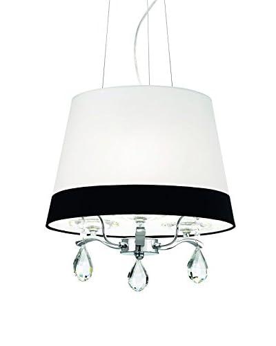 Evergreen Lights Lámpara De Suspensión cromo