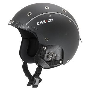 Skihelm Casco SP 3 Airwolf schwarz matt