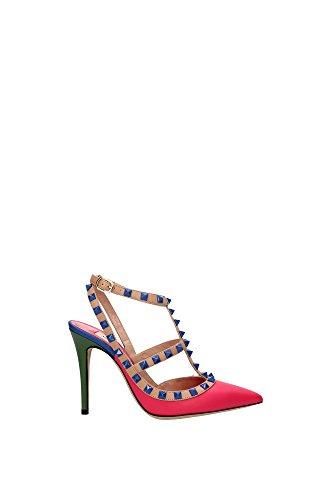 Sandali Valentino Garavani Donna Pelle Multicolore KW2S0393VHES64 Multicolor 36EU