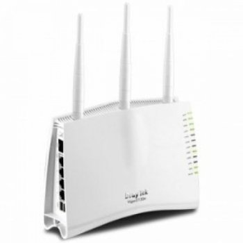 DrayTek Vigor2130n, Wireless Router, 4 Port Switch - Gigabit Ethernet, 802.11b/g/n (draft)