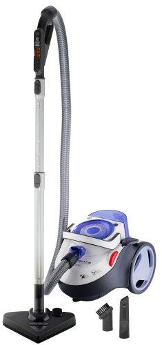 Rowenta Clean Control RO7517 - RO751711 - Aspirateur Traineaux sans sac - Clean Control - bleu/blanc