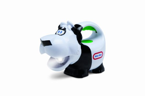 Little Tikes Glow n' Speak Animal Flashlight, Panda - 1