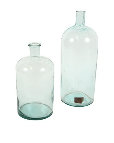 Pair of French Apothecary Jars