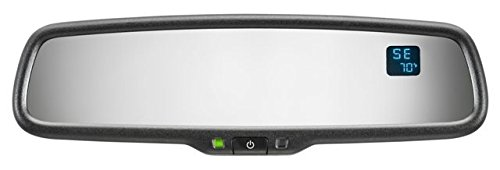 Gentex GENK20A Auto Dimming Mirror W/compass Temperature