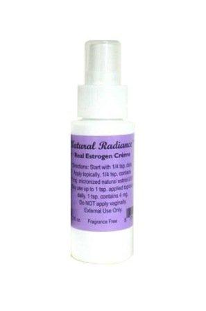 Natural Radiance Estriol Cream Reviews