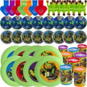 Teenage Mutant Ninja Turtle Mega Mix Favor Pack (48) Pieces Birthday Party by Amscan
