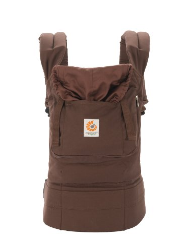 Ergo Baby Organic Baby Carrier (Organic Dark Chocolate)