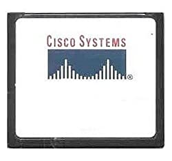 Cisco Approved MEM-CF-256U1GB - 1gb Compact Flash for Cisco 1900, 2900, 3900 ISR
