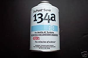 Dupont Freon 134a for Mobile A/c Systems 12 Oz Can from DuPont