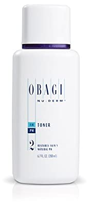 Cheapest Obagi Nu-Derm Toner 6.7 Fl. OZ. from Obaji - Free Shipping Available
