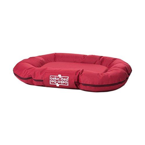 Pakmas-Hunde-Wendematratze-120x90-cm-Gre-L-Oeko-Bed-Rot-22010036