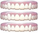 3個セット Imako 米国製 今すぐ綺麗な歯並びと白い歯 アクセティース【日本語説明書付き】 (L, 漂泊色)