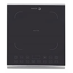 Fagor America 670041900 Portable Induction Pro Cooktop 1800W