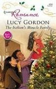 The Italian's Miracle Family (Harlequin Romance), LUCY GORDON