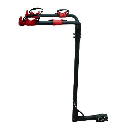 Grip Hitch Mounted Bike Carrier Rack