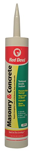 red-devil-0646-masonry-and-concrete-acrylic-sealant-repair-gray-101-oz-cartridge