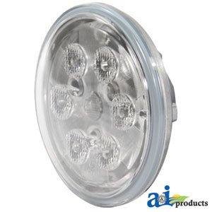 Wl1116 Sealed Beam Led Flood Lamp Light 4 1/2 Inches For Tractor
