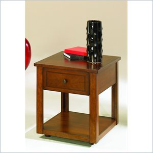Cheap Hammary Nuance Rectangular Drawer End Table (T2006521-00)