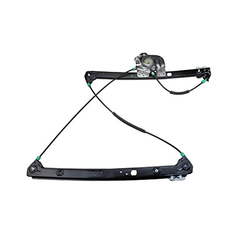 A-Premium Power Window Regulator Without Motor for BMW X5 E53 2000-2006 Front Left Driver Side (X5 Window Regulator compare prices)