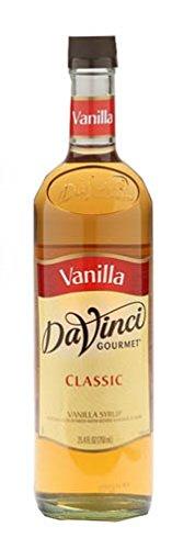 Da Vinci Gourmet Coffee Syrup Vanilla 25.40 Oz