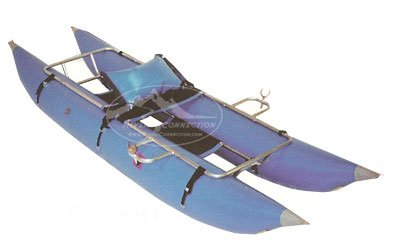 Image of Cutthroat 1 Cataraft Pontoon Boat (B005TZJTN0)