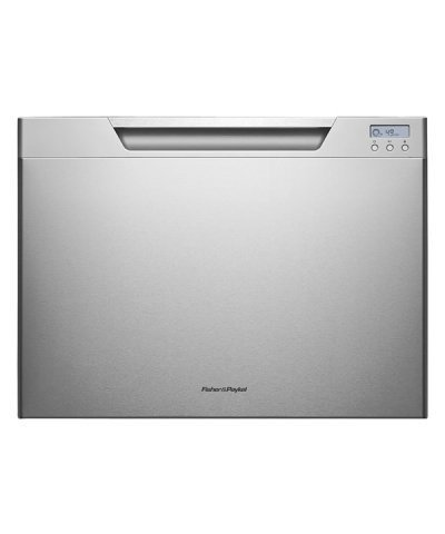 DD24SCTX7 DishDrawer Tall Series Semi-Integrated Tall Tub EZKleen Stainless Steel Single DishDrawer Dishwasher with 9 Cycles 7 Place Settings Eco Option Sanitizing Option Delay Start and (Fisher And Paykel Dish Drawer compare prices)