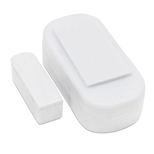 Ocr ® 6 Pcs Wirless Home Window/Door Security Alarm Magnetic Sensor Switch Home Door Security Entry Alarm System