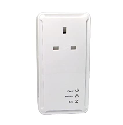 200mbps Pass Par Ethernet HomePlug Powerline adaptateur