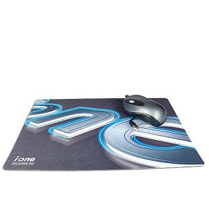 iOne Lynx R22 PRO KIT 1600 dpi Laser Mouse USB with Gaming Mouse Pad