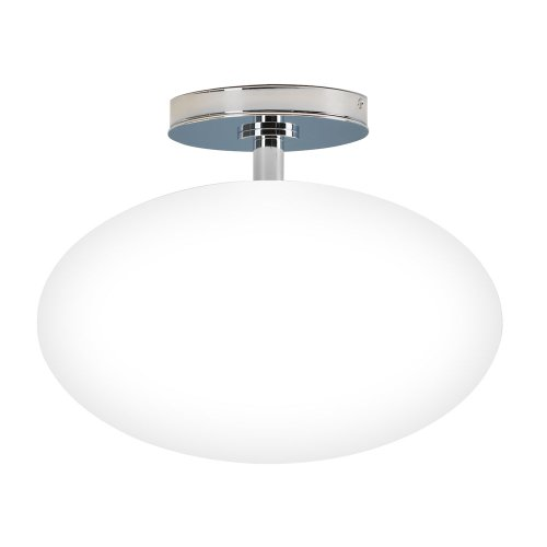 Astro 0830 E27 Zeppo Ceiling Light excluding 1 x 60 Watt 230 V Bulb, Chrome