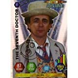 Doctor Who Alien Armies Embossed Foil Card E7