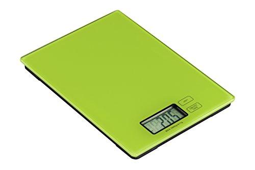 Premier Housewares 0807258 Zing Balance de Cuisine Electronique Verre Vert