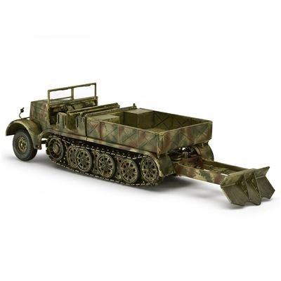 """Revell - 3100 - Maquette Militaire - Sd. Kfz. 9 """"FAMO"""" mit Erdsporn"""