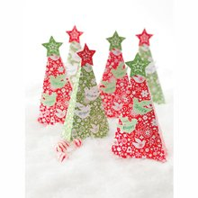 Scandinavian Christmas Tree Treat Boxes Tags Toppers Seals 8 Martha Stewart