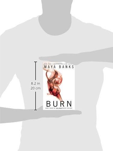 Breathless Trilogy 3. Burn