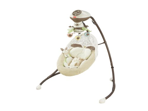 Similar product: Fisher-Price Cradle 'n Swing, My Little Snugabunny