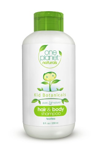 One Planet Naturals Hair & Body Shampoo (Tearless) - 1