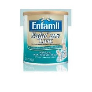 Enfamil Enfacare Baby Formula, For Babies Born Prematurely, 12.8 Oz (4 Pack) - 1