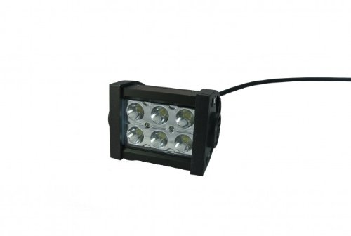 """Starr Lite 3"""" 18W Ee Series Off Road Led Driving Work Light Bar -3W Led Lumen Great For Jeep Cabin/Boat/Suv/Truck/Car/Atv"""