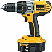 DEWALT DCD940KX 18-Volt 1/2-Inch Cordless XRP Drill/Driver Kit