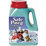 Safe Paw Ice Melter Pet and Child Safe 8-lb. Jug