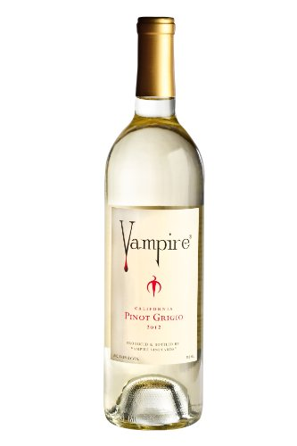 2012 Vampire Pinot Grigio 750 Ml