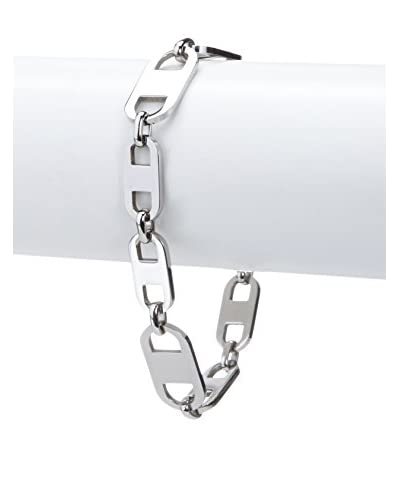 Stephen Oliver Silver Link Bracelet
