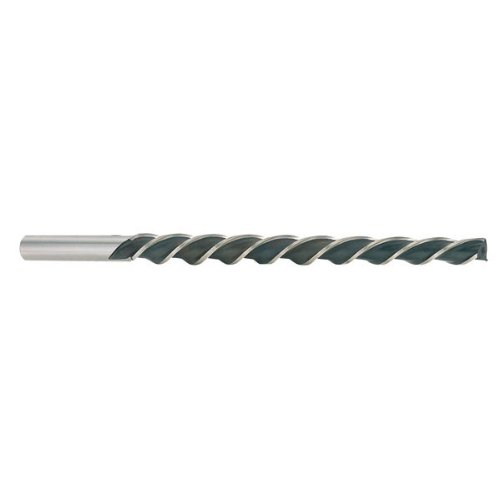 TTC PRODUCTION High Speed Steel Taper Pin Reamers - Flute Shape: Helical flute Size : 9 Flute Length : 6-1/16